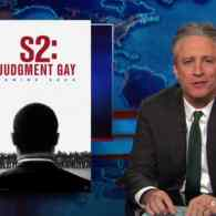 Jon Stewart Takes a Look at Gay Marriage Arriving in Alabama and Roy Moore's 'Selma' Sequel: VIDEO