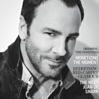 Tom Ford Shares News About His Second Film: VIDEO