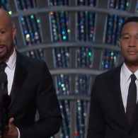 Rapper Common Includes Sexual Orientation In Oscar Acceptance Speech on the Legacy of Selma: VIDEO