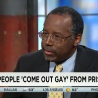 Ben Carson Apologizes for 'Prison-Gay' Comments, Says He's Not Going to Talk About Gay Rights Anymore