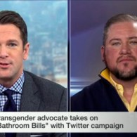 Trans Activist Michael Hughes Discusses Viral #WeJustNeedToPee Campaign With MSNBC's Thomas Roberts: VIDEO