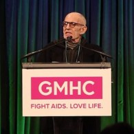 Larry Kramer Accepts First-Ever Lifetime Achievement Award Named for Him By GMHC: FULL VIDEO