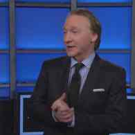 Bill Maher Makes A Gay Joke About Aaron Schock's Resignation: VIDEO