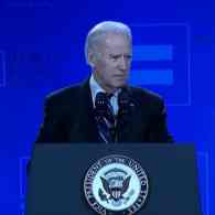 Joe Biden Mocks Ben Carson's 'Ridiculous' Comments on Homosexuality Being a Choice: 'I Mean Jesus, God' – VIDEO