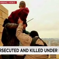CNN Looks at the Executions of Gays by ISIS, Interviews Gay Couple Who Fled Syria: VIDEO