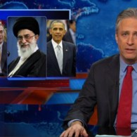 Jon Stewart on the Republican 'Traitors' Trying to Undermine Obama's Nuclear Deal with Iran: VIDEO
