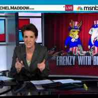 Rachel Maddow Attempts to Unscramble Marco Rubio and Rand Paul's Positions on Gay Rights: VIDEO