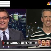 Dan Savage Mulls the Ridiculous GOP Gay Wedding Invitation Responses with MSNBC's Chris Hayes: VIDEO
