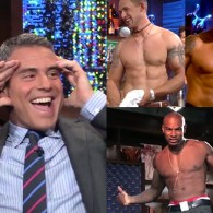 Andy Cohen's Top 5 Shirtless Moments from Watch What Happens Live! – VIDEO