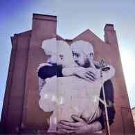 Massive Marriage Equality Mural Appears Overnight on Building in Downtown Dublin: PHOTO