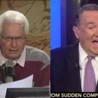 Bryan Fischer and Mike Huckabee Fantasize About The Military's Good Ol' DADT Days: VIDEO