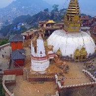 Drone Footage Shows What a Devastated Nepal Looks Like From the Sky: VIDEOS