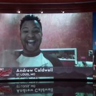 Jimmy Kimmel Interviews Andrew 'Not Gay No More' Caldwell About FroYo Assault: VIDEO