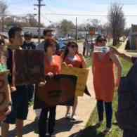 Protesters, Supporters Rally Outside Anti-gay Michigan Auto Shop: VIDEO