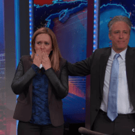 'The Daily Show with Jon Stewart' Bids A Fond Farewell to Correspondent Samantha Bee: VIDEO