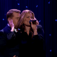 Idina Menzel and James Corden Had the Time Of Their Lives In This Incredible 'Dirty Dancing' Duet: WATCH