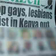 Kenyan News Org Outs Pro-LGBT Activists, Potentially Puts Their Lives At Risk