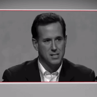 A Frothy Supercut of Rick Santorum's Anti-LGBT Views: WATCH