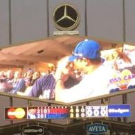Gay Couple Behind Viral Dodger Stadium 'Kiss Cam' Reveal Their Identity: VIDEO