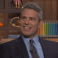 Andy Cohen Dishes on His Most Famous Celeb Hookup And Whether He's a Gold-Star Gay: WATCH