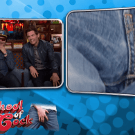 Andy Cohen Quizzes James Marsden and Jack Black on Celebrity Bulge Pics: VIDEO