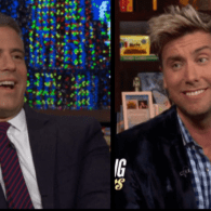 Lance Bass on Sex with Andy Cohen: 'There was No Andy D Going in My B'