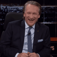 Bill Maher Laughs Away Bruce Jenner's Belief that GOP Leaders Would Be 'Very Receptive' to Championing LGBT Rights: VIDEO