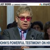 Elton John Captivates Senate Panel with Testimony on HIV/AIDS: VIDEO
