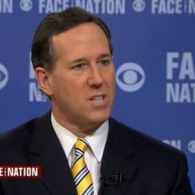 Rick Santorum Wants to Clarify that Bruce Jenner Is Still 'Obviously and Biologically' a Man: AUDIO