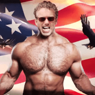 Beefcake Rand Paul Faces Off Against Washington Wimps in Bizarre, Wrestling Themed Campaign Ad: VIDEO