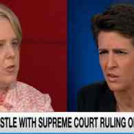 Rachel Maddow and DOMA Lawyer Roberta Kaplan Discuss Red States Mad About Marriage: VIDEO