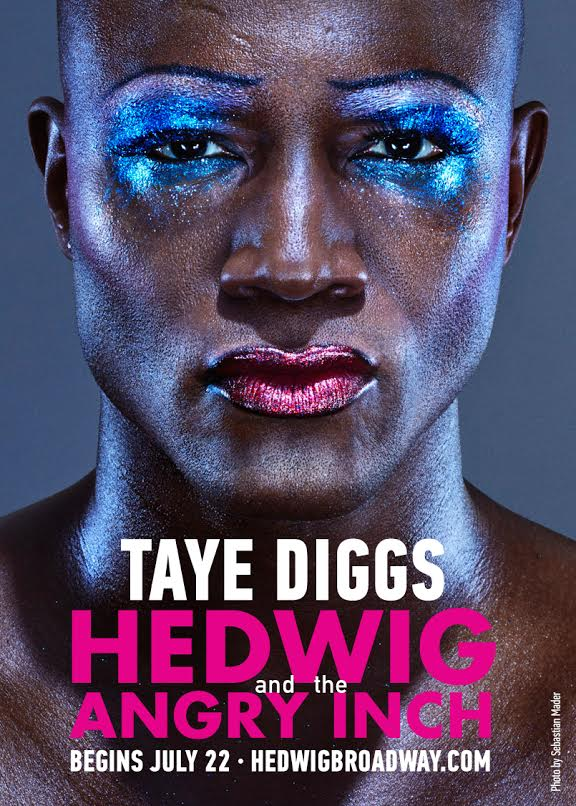 Taye Diggs Hedwig