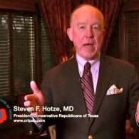 houston bigot Steve Hotze