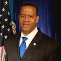 Kelvin Cochran,Administrator for the Federal Emergency Management Agency's (FEMA) United States Fire Administration (USFA)