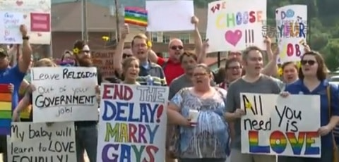 Kentucky same-sex marriage