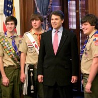 Rick Perry: Boy Scouts 'Would Be Better Off' Without Gay Adult Leaders – VIDEO