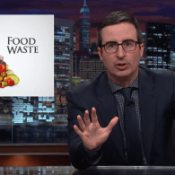 John Oliver Picks Apart America's Wasteful Food Habits and Why Expiration Dates Are Basically Bull: VIDEO