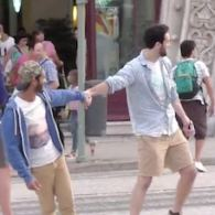 Watch What Happens When Two Men Hold Hands In The Streets Of Lisbon: VIDEO