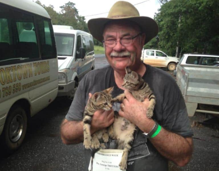 'Crocodile Dundee' of Parliament Warren Entsch
