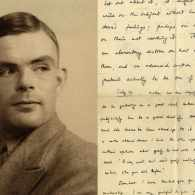 Alan Turing letters