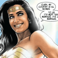 Wonder Woman Schools Superman in New Comic Book: 'It's Not Gay Marriage, It's Marriage'