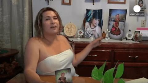 Edin Carey Avandano-Hernandez, mexican transwoman