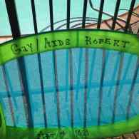 Texas Man's Pool Float Stolen, Vandalized in Bizarre Anti-Gay Hate Crime