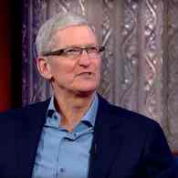 Hillary Clinton Considered Out Apple CEO Tim Cook as Running Mate