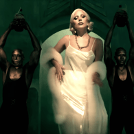 Lady Gaga Is a Creepy But Glamorous Blood Sucker in New 'American Horror Story: Hotel' Teaser: WATCH