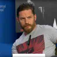 Tom Hardy Terminates Reporter's Questions About His Sexuality: WATCH