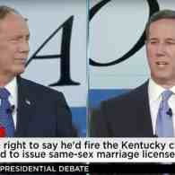 Rick Santorum Compared Kim Davis