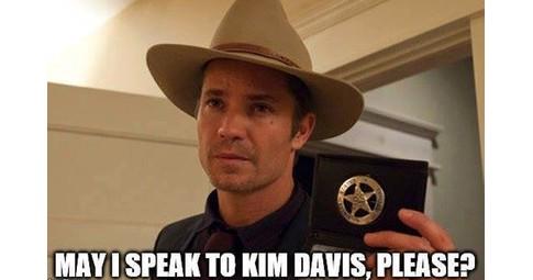 May I Speak to Kim Davis