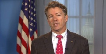 Rand Paul the American way