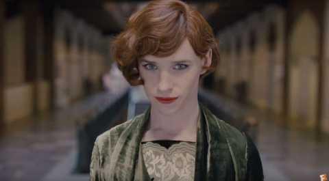 redmayne, transgender